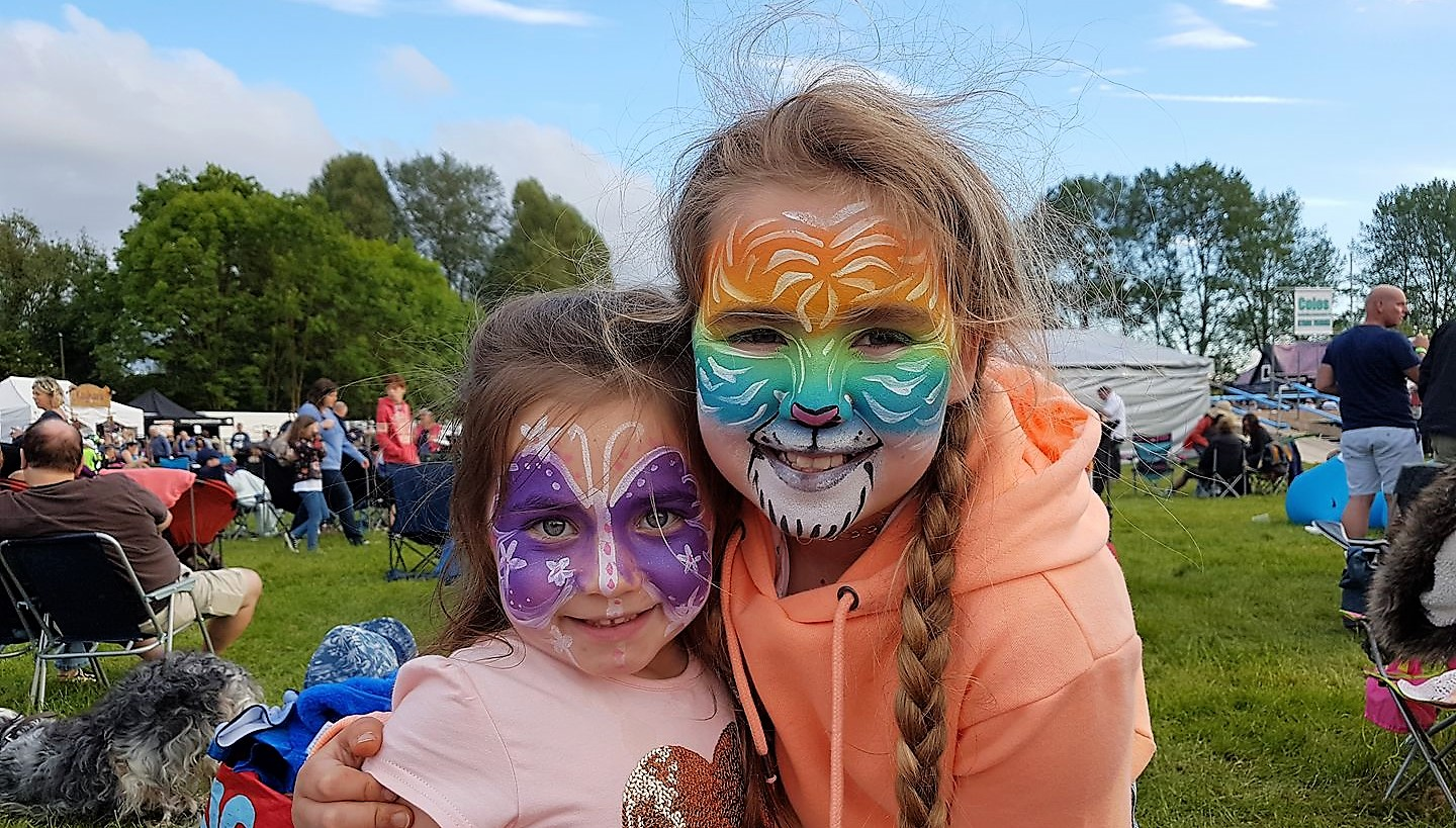 Kids go free at Lechlade Festival